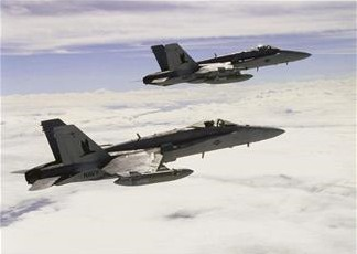 Top gun fighter jet flying experience
