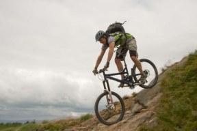 Mountain Biking at Gisburn Forest