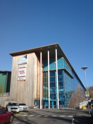 The Hemel Hempstead Ski Centre