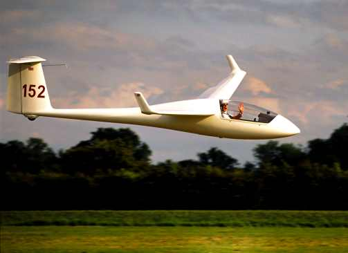 gliding lessons