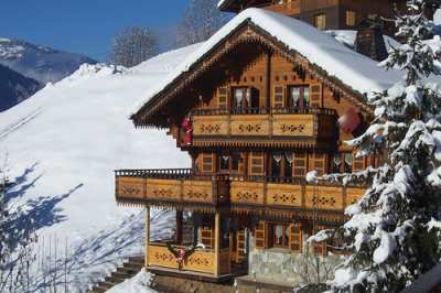 Catered Ski Chalets in France