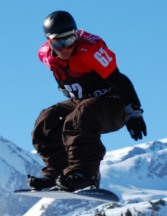 BASI snowboarding instructor courses in Morzine