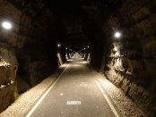 cycling underground