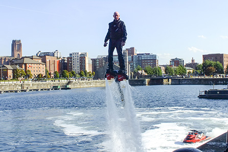 water hover board