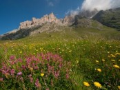 Dolomite Adventure Travel In Summer