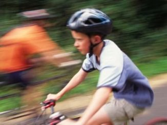 Sustrans enables children to cycle safely
