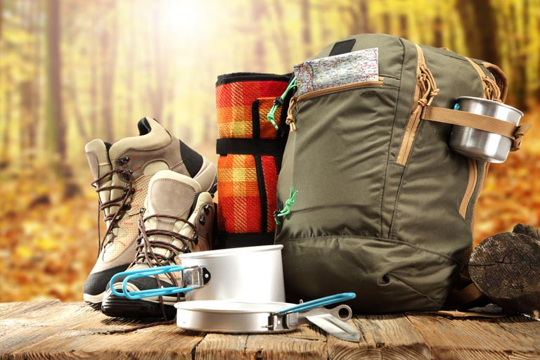 Hiking Gear for Solo Women