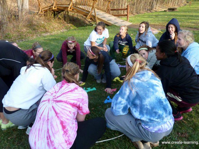 Team building activities for teens
