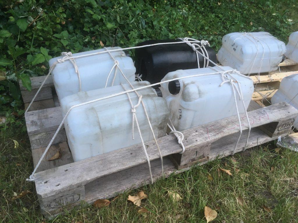barrel raft design