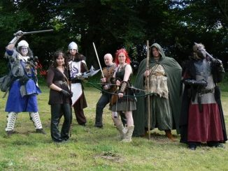 Live action role playing costumes