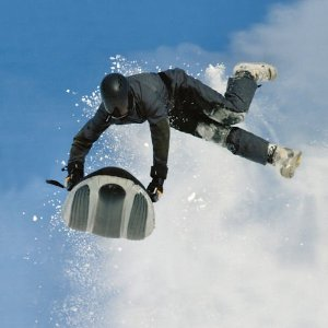 High Speed airboarding