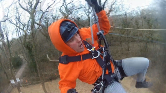 Tree climbing training for professionals