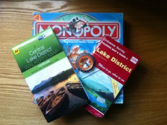 Ordnance Survey Maps and Games