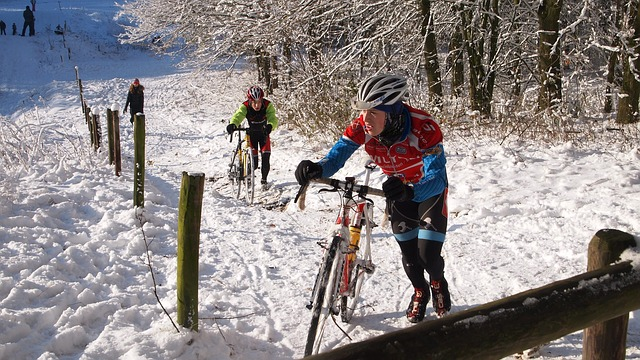 Winter cycling clothes to keep you warm and dry