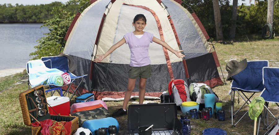 Things to take camping with your boyfriend