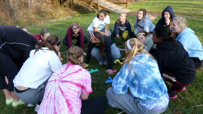 Team building activities for teens