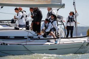 physical team building sailing