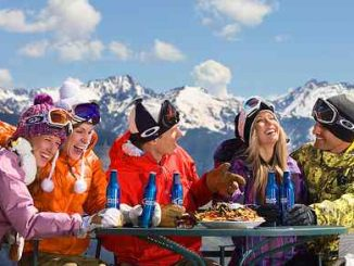 Corporate Ski Retreat Incentive