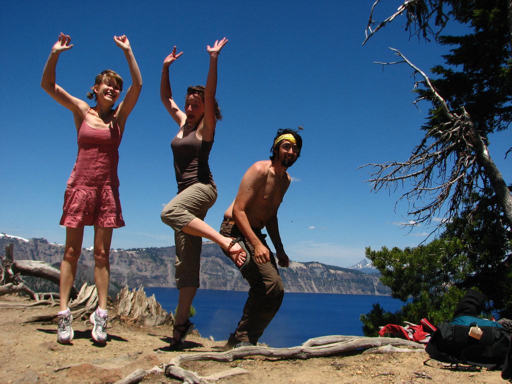 Group outdoor activities