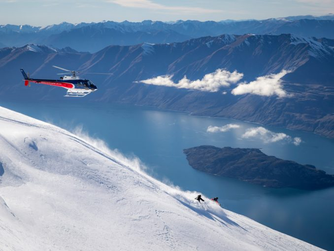 Ski Japan and New Zealand with Mabey Ski