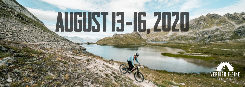 Verbier e bike competition