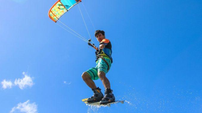 Flying the best power kite