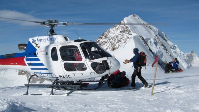 Heli Skiing with James Orr