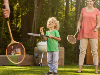 Best family garden games