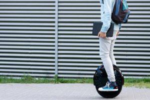 electric unicycle