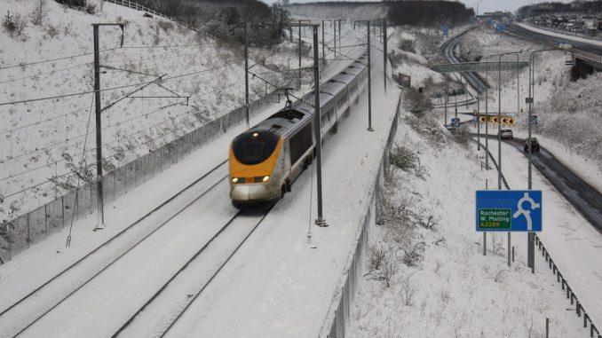 Travelski Express Ski Train